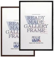 22x28 Budget Poster Frame Pack Of 6 - Available In Black Or Cherry
