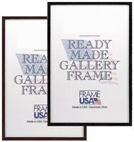 11x17 Budget Poster Frame Pack Of 3 - Available In Black Or Cherry