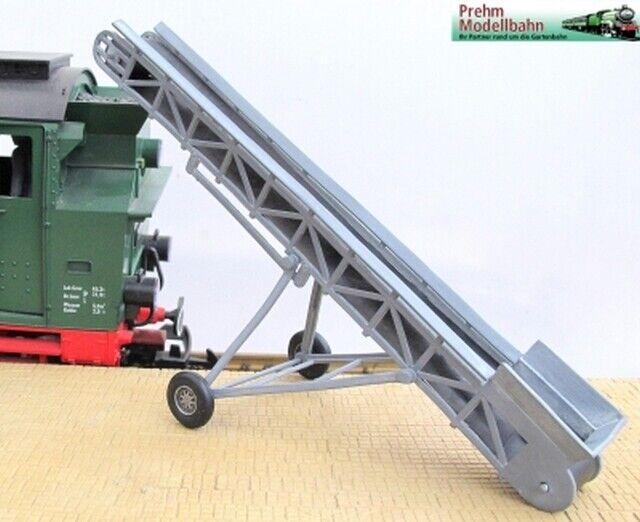 Prehm 500220 cinta transportadora para bekohlung 1 22,5 pista g jardín ferrocarril nuevo en el embalaje original