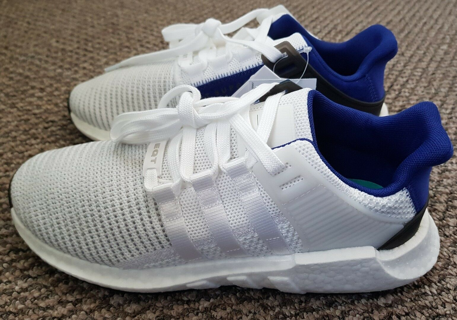 Adidas Originals EQT Support 93 17 trainers boost BNIBWT size UK9
