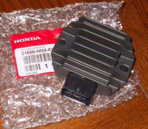 TRX 250EX HONDA 250 RECON 400EX CHARGING REGULATOR RECTIFIER 31600-HM8-013