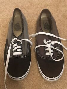 Mens Used Worn But Not Trashed Vans