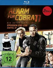 2 Blu-rays * ALARM FÜR COBRA 11 - STAFFEL 37 # NEU OVP §