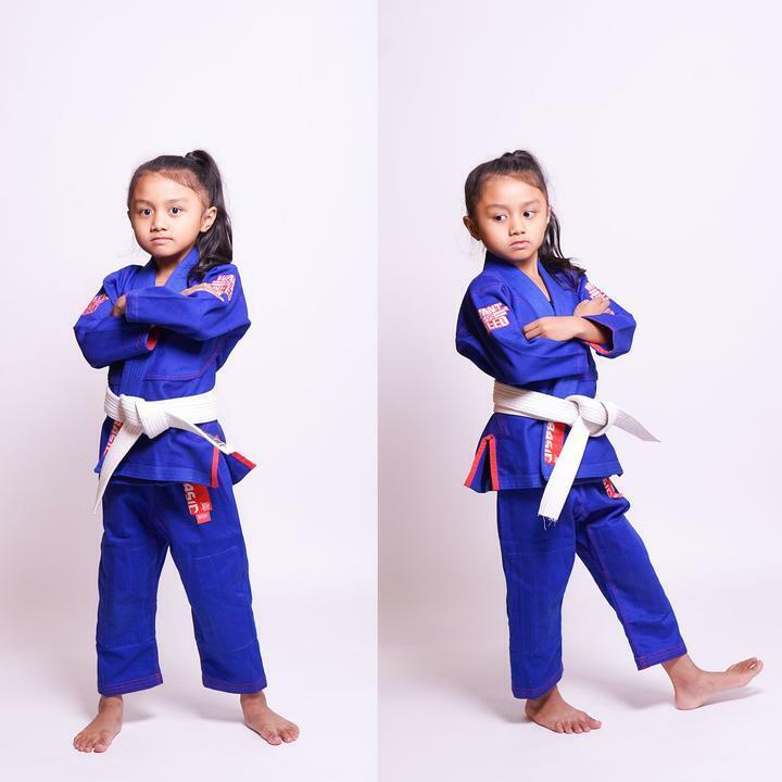 The Basic Kids Gi  by Want Vs Need  WVSN Jiu Jitsu  brand on sale clearance