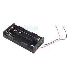 Battery Holder 4 Size C LR14 UM2 Cell Clip Case 6V DC Box Wire Lead For DIY Test