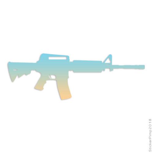 M15 A1 Carbine Rifle Decal Sticker Choose Pattern Size #2990