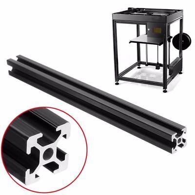 8x 400mm 2020 T-Slot Aluminum Profile Extrusion Frame DIY For 3D Printer CNC