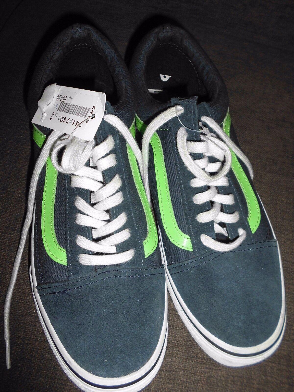 Vans blau-grün Gr. 40,5 NEU