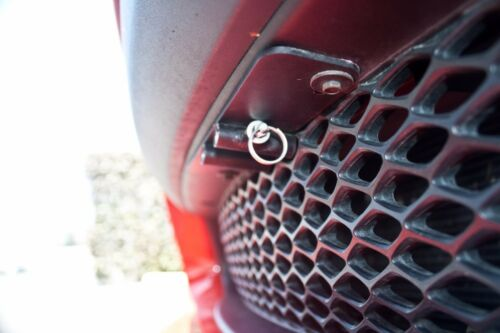 2017-2018  Dodge Charger Daytona Removable License Plate Bracket STO N SHO