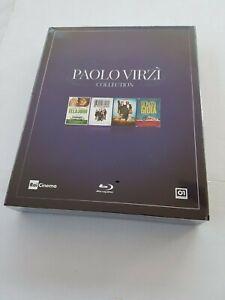 Paolo-Virzi-Collection-4-Blue-Ray-Cofanetto-Nuovo-Sigillato-italiano