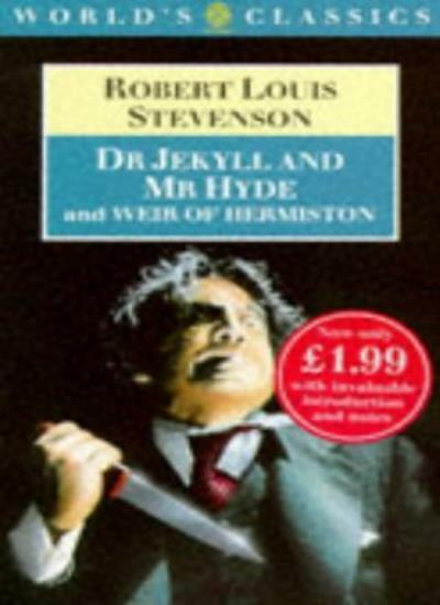 Doctor Jekyll and Mr.Hyde (World's Classics),Robert Louis Stevenson, Emma Letle