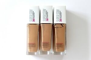 NEW-Maybelline-Superstay-24H-Full-Coverage-Foundation-30ml-Choose-Shade