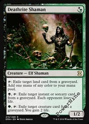1 Deathrite Shaman Hybrid Eternal Masters Mtg Magic Rare 1x x1