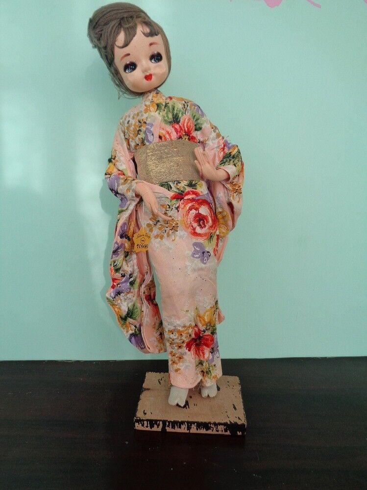 Sakura doll anni 50 60 bambola giapponese