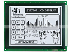 57white 320x240 Graphic Lcd Module Ra8835 Sed1335controlleroptional Touch