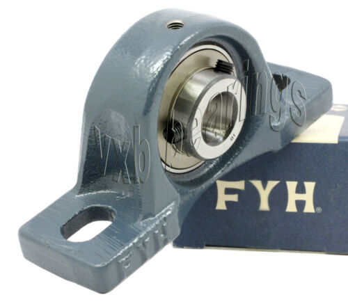 "FYH NAP205-15 15//16/"" Pillow Block with eccentric locking collar Mounted Bearings"