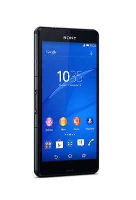 SONY XPERIA Z3 COMPACT BLACK 4G D5803 16GB FACTORY UNLOCKED SMARTPHONE