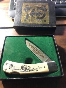 Schrade National Park Service Knife