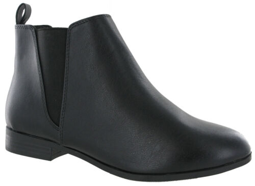 Fabelhaft Schuhwerk Händler Knöchel Zwickel Stiefel ex-shop Smart Schuhe Damen