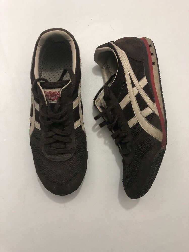 Onitsuka Tiger Ultimate 81 Mens Shoes Sneakers Brown Mens US 11 Comfortable and good-looking