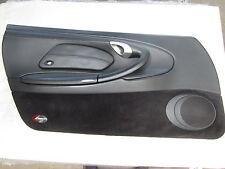 PORSCHE 911 996 C2 C4 4S Turbo Türverkleidung Facelift Leder schwarz