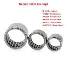Drawn Cup Needle Roller Bearings Hk2514251625182525 Hk253315 Bearing Steel