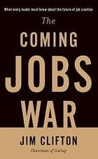 The Coming Jobs War by Jim Clifton (2016, MP3 CD, Unabridged)
