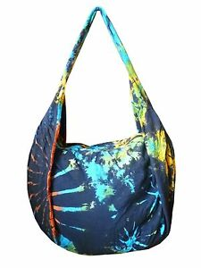 2in1 rucksack schultertasche wickel tasche batik falttechnik hippie ethno 32552 ebay. Black Bedroom Furniture Sets. Home Design Ideas