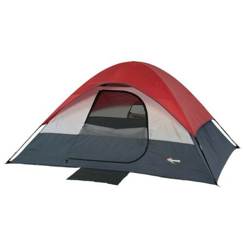 Wenzel Mountain Trails South Bend 9/' × 7/' Tent 3 to 4 Person