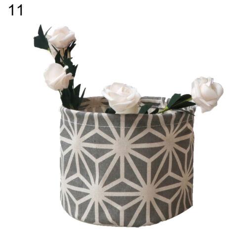 Foldable Storage Bag Laundry Basket Toy Holder Underwear Sundries Organizer