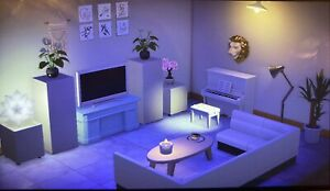 Animal-Crossing-NH-Modernes-weisses-Wohnzimmer-modern-white-living-room