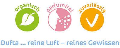 Dufta DuftaFeet Fuß- und Schuhspray gegen Schweißgeruch 250 ml - rein biologisch