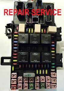 2003 ford expedition lincoln navigator fuse box relay. Black Bedroom Furniture Sets. Home Design Ideas