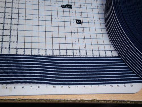 elástica plana muy fuerte para Zapatos//Bolsos-Etc. aprox 16 Colores 1m X 40mm