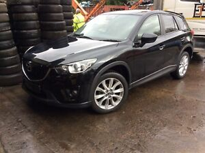 2015 MAZDA CX5 2.2 DIESEL SKYACTIVE DRIVERS RIGHT POWERFOLD WING MIRROR
