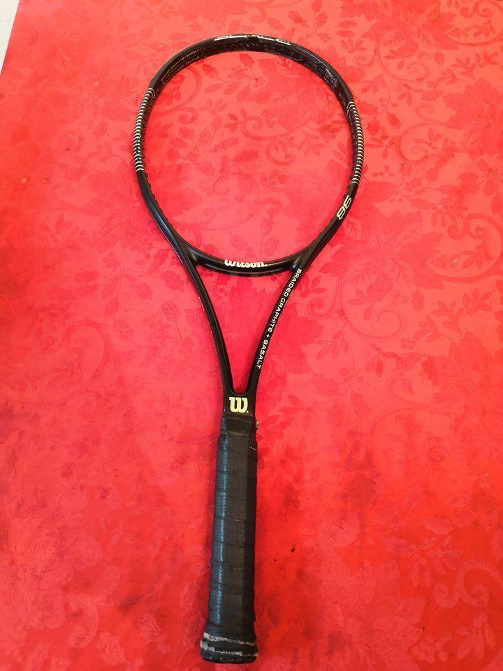 Wilson 2015 Lame 98 Head 18x20 4 3 8 grip raquette de tennis
