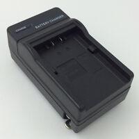 Vw-vbg130 Battery Charger For Panasonic Sdr-h40p Sdr-h60p Sdr-h80p Camcorder