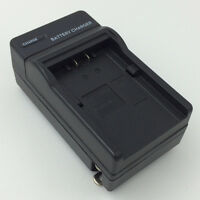 Vw-vbg130 Battery Charger For Panasonic Sdr-h40p Sdr-h60p Sdr-h80p Camcorder