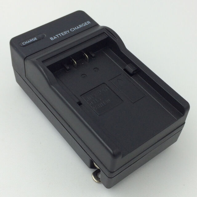 Battery Charger for PANASONIC CGA-E/625 CGA-E625 CGAE625 VW-VBG6 VWVBG6 VW-VBG6K