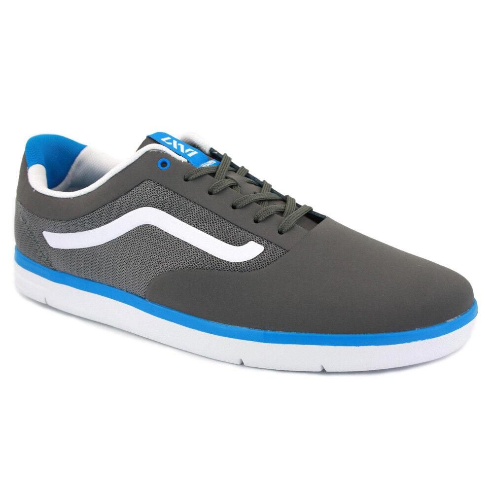 Vans Para hombres Zapatos Gráfico-gris-Nuevo