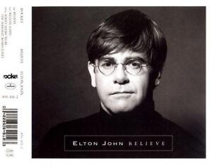 Elton-John-Maxi-CD-Believe-Europe-EX-M