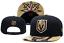 Las-Vegas-Golden-Knights-NHL-Hockey-Embroidered-Hat-Snapback-Adjustable-Cap miniature 1