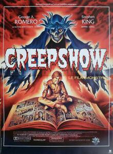 Creepshow King Romero Grindhouse Original Small French Movie