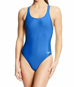 Speedo-Womens-Swimwear-Blue-Size-30-Prolt-Super-Pro-Racerback-Swimsuit-39-341