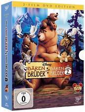 Disney's: Bärenbrüder 1 + 2 - DVD - *NEU*