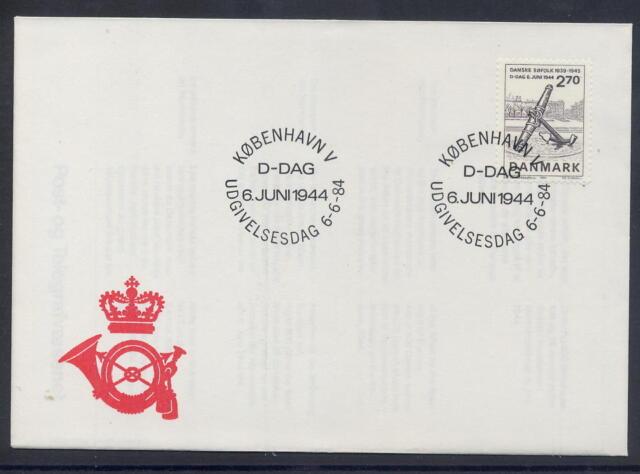 Dänemark 808 FDC (881)