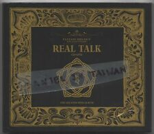 Boys Republic: The second Mini Album - Real Talk (2014) Korea / CD & DVD TAIWAN