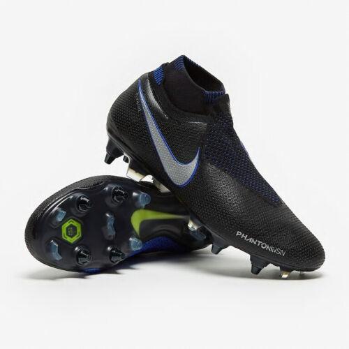 Nike Phantom VSN Elite DF SG-PRO-Tailles UK 6//6.5//10.5//11-AO3264 004