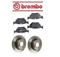 Bmw E85 Z4 2006-2008 Rear Complete Disc Brake Rotors Kit & Pads Best Quality on sale