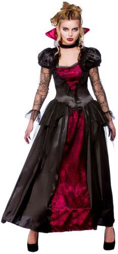 Dracula queen vampire costume nouveau-femmes Carnaval Déguisement Costume